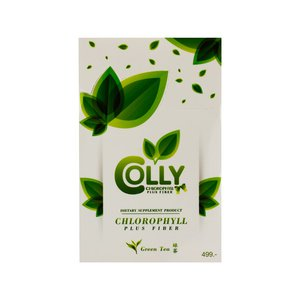 Colly Chlorophyll Plus Fiber 15 Sec.