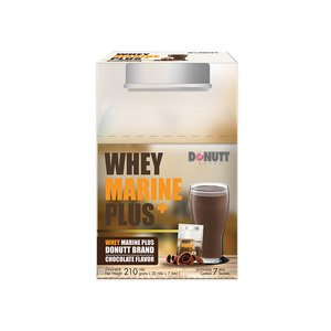 Donutt Whey marine plus (chocolate flavor)