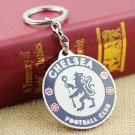 Hot sell Soccer Fans Fashion Key Ring Football Club LOGO Key chain Fine Jewelry Keychain High Q