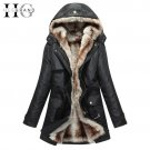 2016 Women Winter Coats And Jackets Faux Fur Woman Warm Parka