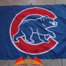 Chicago Cubs Flag 3ft x 5ft Polyester MLB Chicago Cubs Banner Flying flag