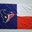 Houston Texans Flag 3FTx5FT Banner 100D Polyester flag 90x150cm