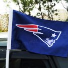 BEST FLAG -NFL New England Patriots car flag
