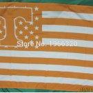 Tennessee Volunteers Nation Flag 3ft x 5ft Polyester NCAA Banner Flying Custom flag 90x150cm
