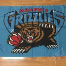 Memphis Grizzlies Flag bear and ball 3x5 FT 150X90CM Banner 100D Polyester flag