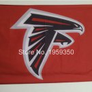 Atlanta Falcons Flag 3ft x 5ft Polyester Atlanta Falcons Banner flag metal grommets 90x150cm