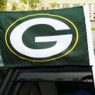 NFL Greenbay Packers car flag