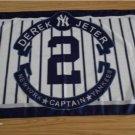 New York Yankees derek jeter Flag 3ft x 5ft Polyester Banner flag 90x150cm metal grommets