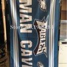 Philadelphia Eagles man cave flag 3ftx5ft Banner 100D Polyester Flag metal Grommets