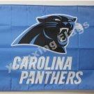 Carolina Panthers 3x5 FT Banner 100D Polyester Flag