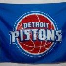 Detroit Pistons Flag 3ft x 5ft Polyester NBA Banner Custom flag