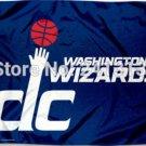 Washington Wizards flag 3x5 FT Banner 100D Polyester Flag Brass Grommets