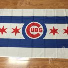 Sport Products MLB 3'x5' Chicago Cubs flag 90x150cm Chicago Cubs Baseball flag banners