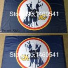 Kansas City Scouts Flag 3ftx5ft Banner 100D Polyester NHL Flag