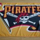 Pittsburgh Pirates Flag 3ft x 5ft Polyester MLB Custom flag