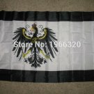 PrussiaNational Flag 3x5ft 150x90cm 100D Polyester