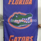 Florida gators Flag 3ftx5ft Banner 100D Polyester NCAA Flag 90x150cm 2 metal Grommets