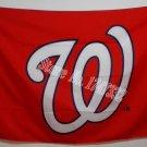 MLB washington national Flag 3x5 FT 100D Polyester flag