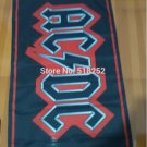 AC DC LOGO Flag 3ft x 5ft Polyester Banner 90x150cm metal grommets