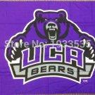 Central Arkansas Bears Helmet Flag 3ftx5ft Banner 100D Polyester NCAA Flag