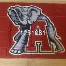 Alabama Crimson Tide flag 3ftx5ft Banner 100D Polyester NCAA Flag