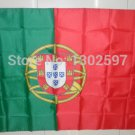 PortugalNational Flag 3x5ft 150x90cm 100D Polyester