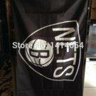 Brooklyn Nets Flag 3FT x5 FT 150X90CM Banner 100D Polyester NBA flag
