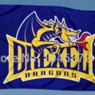Drexel Dragons Flag 3ftx5ft Banner 100D Polyester NCAA Flag