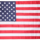 American National Flag 3x5ft 150x90cm 100D Polyester 90x150cm with metal grommets