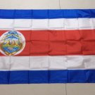 Costa RicaNational Flag 3x5ft 150x90cm 100D Polyester