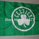 Boston Celtics Flag 3FT x5 FT 150X90CM Banner 100D Polyester NBA flag