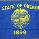 OREGON UNITED STATES AMERICA USA POSTCARD FLAG Coat of arms HERALDRY