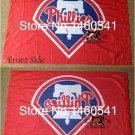 Philadelphia Phillies Flag 3ft x 5ft Polyester MLB Custom flag
