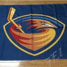 Atlanta Thrashers Flag 3ftx5ft Banner 100D Polyester NHL Flag