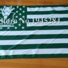Marshall Thundering Herd Nation Stripes Flag 3ft x 5ft Polyester NCAA banner