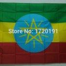Ethiopia National Flag 3x5ft 150x90cm 100D Polyester