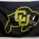 Colorado Buffaloes Flag 3ftx5ft Banner 100D Polyester NCAA Flag