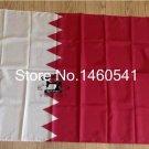 Qatar National Flag 3x5ft 150x90cm 100D Polyester