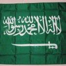 Saudi Arabia National Flag 3x5ft 150x90cm 100D Polyester