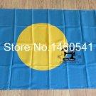 Palau National Flag 3x5ft 150x90cm 100D Polyester