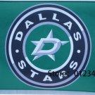 Dallas Stars Flag 3ftx5ft Banner 100D Polyester NHL Flag style 2