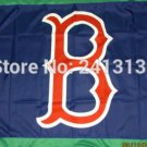 Boston Red Sox MLB Baseball Flag 3X5FT 150X90CM Banner brass metal holes
