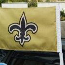 NFL New Orleans Saint car flag