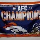 Denver Broncos 50th Super Bowl Champions Flag 3ft x 5ft Polyester flag 90x150cm