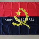 Fahne Flagge Angola - 90 x 150 cm Hissflagge