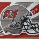 Tampa Bay Buccaneers Helmet Lighting Flag 3ft x 5ft Polyester Banner flag
