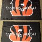 Cincinnati Bengals Flag New 3x5ft 90x150cm Polyester Flag Banner