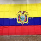 Ecuador National Flag 3x5ft 150x90cm 100D Polyester