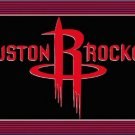 Houston RocketsTeam logo 3FTx5FT 100D polyester Flag 90x150cm Banner