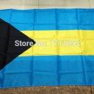 Bahamas National Flag 3x5ft 150x90cm 100D Polyester
